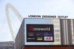 London shopping centre